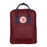 Рюкзак Fjallraven Kanken Classic Ox Red-Royal Blue